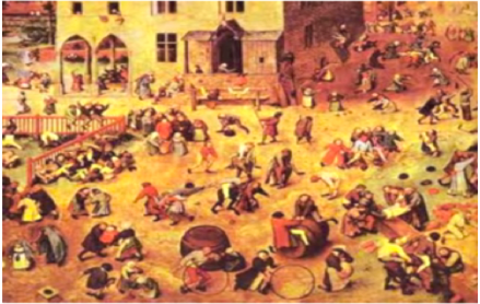 early settlements playing in the 1500s