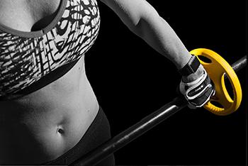 strength training woman