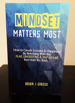 Picture of Mindset Matters Most book