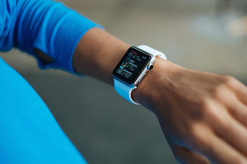 photo of smart watch
